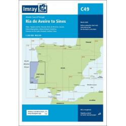 Imray C49 Ria de Aveiro to...