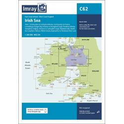 Imray C62 Irish Sea