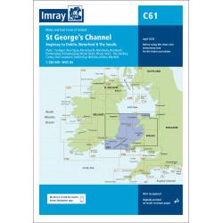 Imray C61 St George's Channel
