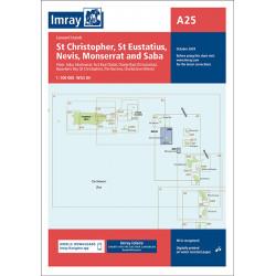 Imray A25 St Eustatius, St...