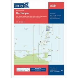 Imray A30 Martinique