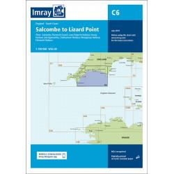 Imray C6, Salcombe to...