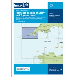 Imray C7, Falmouth to Isles...