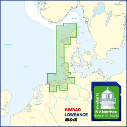 NV Charts North Sea SD /...