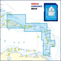 NV Charts Caribbean &...