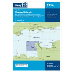 Imray C33A, Channel Islands...