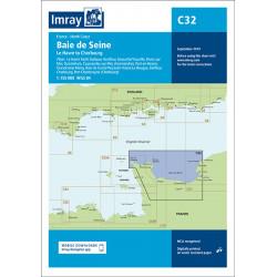 Imray C32 Baie de Seine