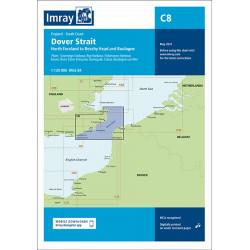Imray C8, Dover Strait