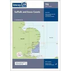 Imray Y6 Suffolk and Essex...