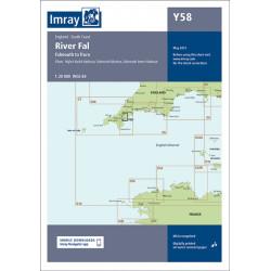 Imray Y58 River Fal