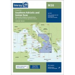 Imray M30 Southern Adriatic...