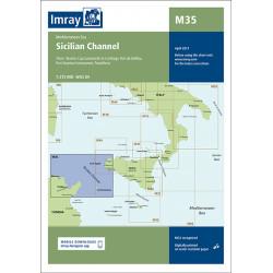 Imray M35 Sicilian Channel
