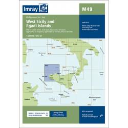 Imray M49 West Sicily and...
