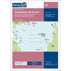 Imray E1 Arquipelago dos...